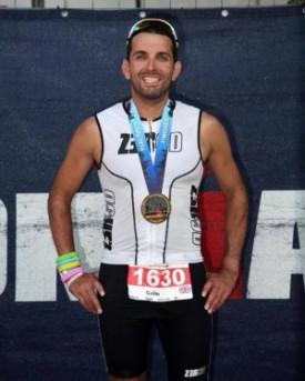 Colin Bones Iron Man Challenge The Rob George Foundation
