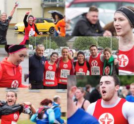 Colchester Half Marathon in support of RGF
