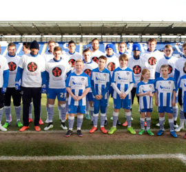 Colchester United v Leyton Orient RGF