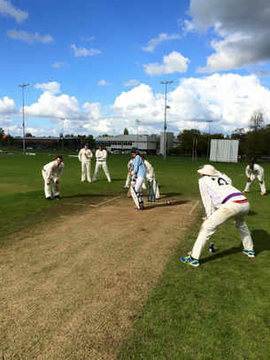 Loughborough University Cricket supports the RGF