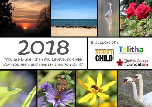 2018 RGF Calendar