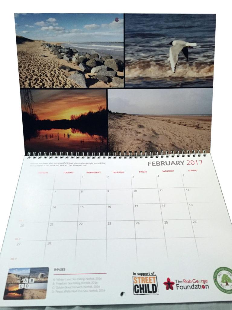 RGF 2017 Calendar