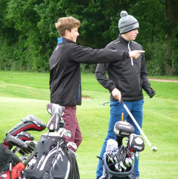 RGF Golf Day 2017