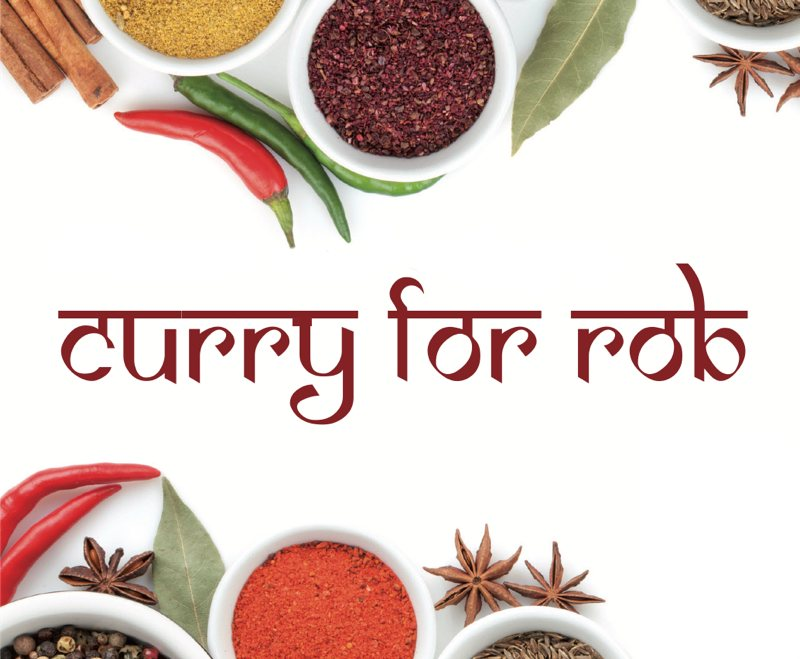 Curry for Rob - Curry Kits