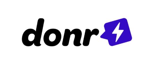 donr. logo