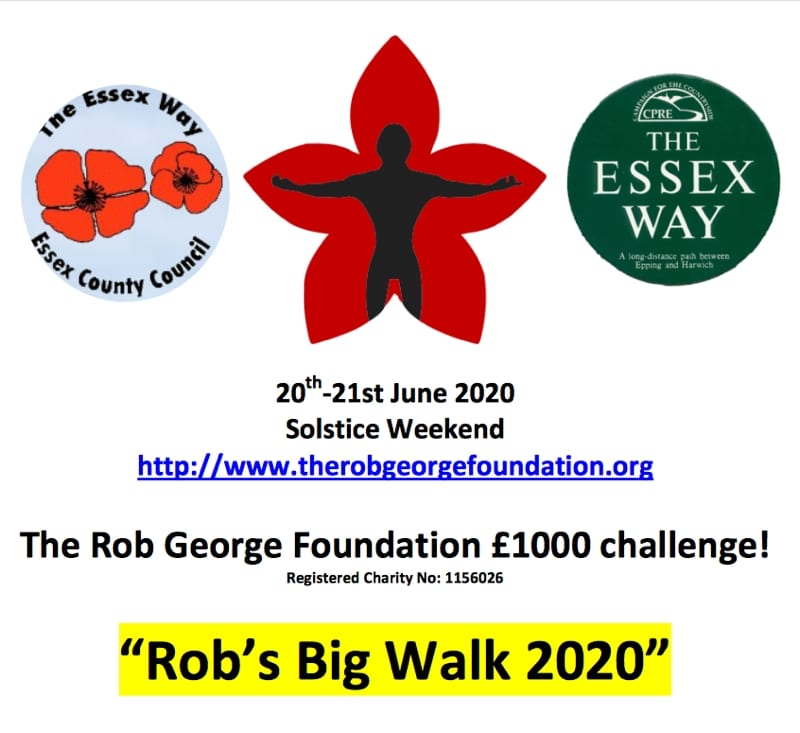 Rob's Big Walk 2020