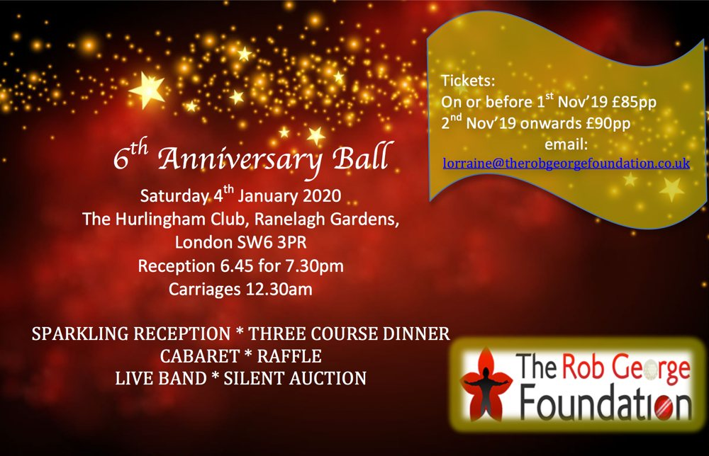 6th Anniversary Ball