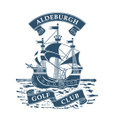 Aldeburgh Golf Club. logo