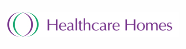 Healthcare Homes Group. logo