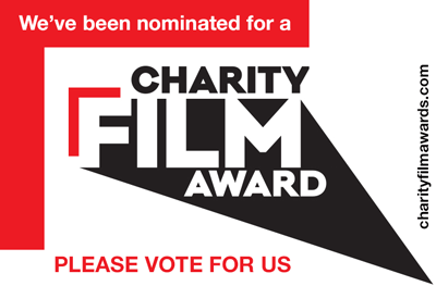 Charity Film Award - Vote for us