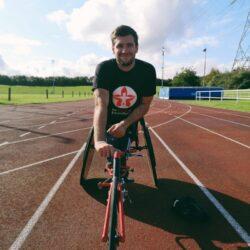 Danny Sidbury Paralympian