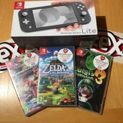Nintendo – console and games
