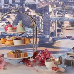 Shard Afternoon Tea