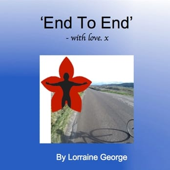 Book cover - End to end with love